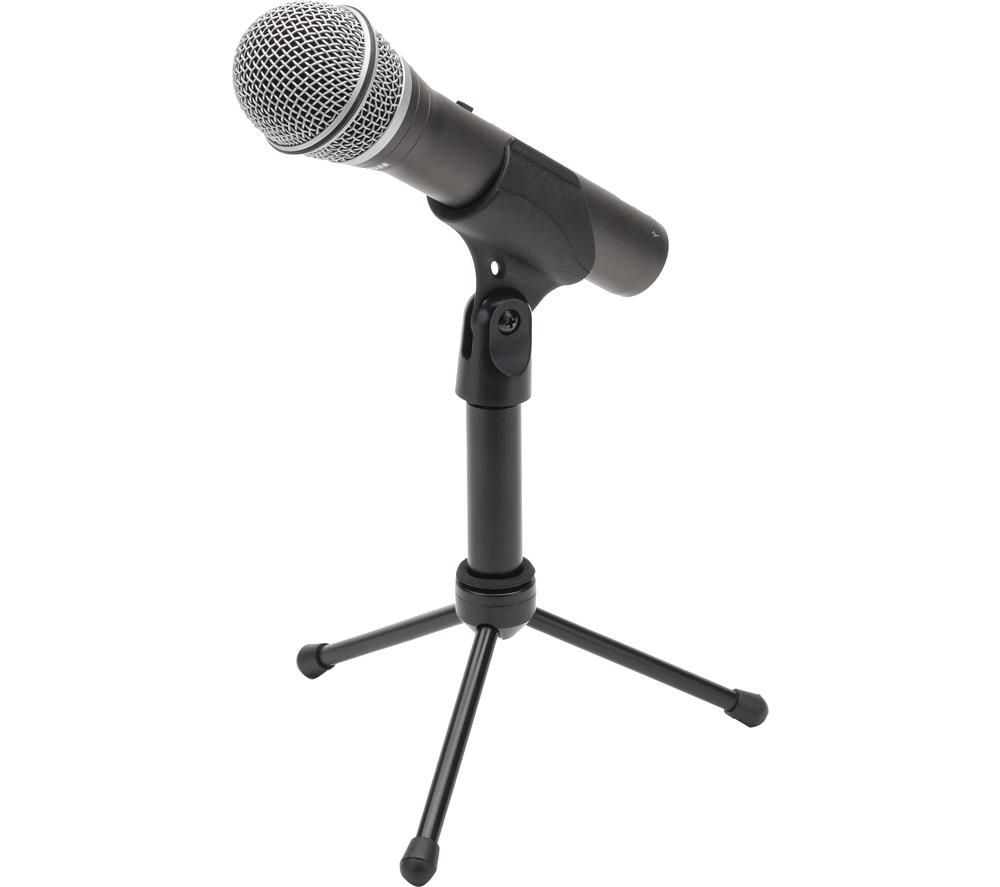SAMSON Q2U Microphone - Grey