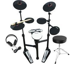 CSD120 Electronic Drum Set - Black
