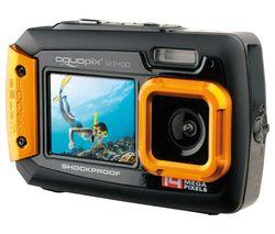 Active W1400 Compact Camera - Orange