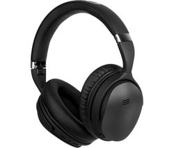 Silenco Series VK-2003-BK Wireless Bluetooth Noise-Cancelling Headphones - Black
