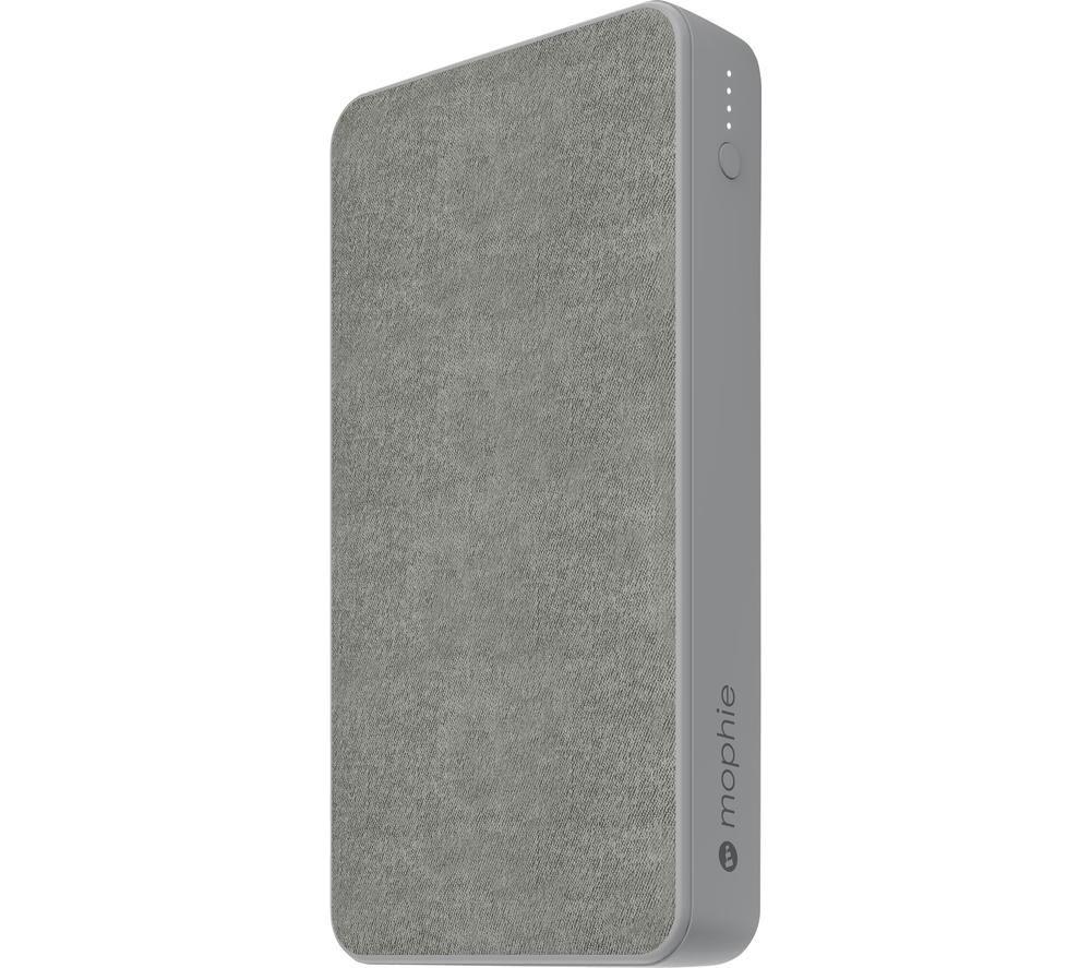 MOPHIE XL USB Type-C Portable Power Bank - Grey