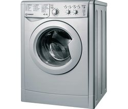 Ecotime IWDC 65125 6 kg Washer Dryer - Silver