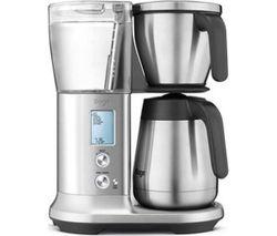 The Precision Brewer SDC450 Filter Coffee Machine – Silver