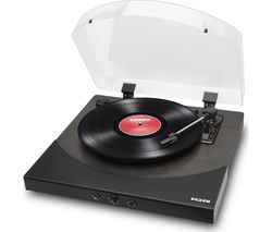 Premier LP Belt Drive Bluetooth Turntable - Black