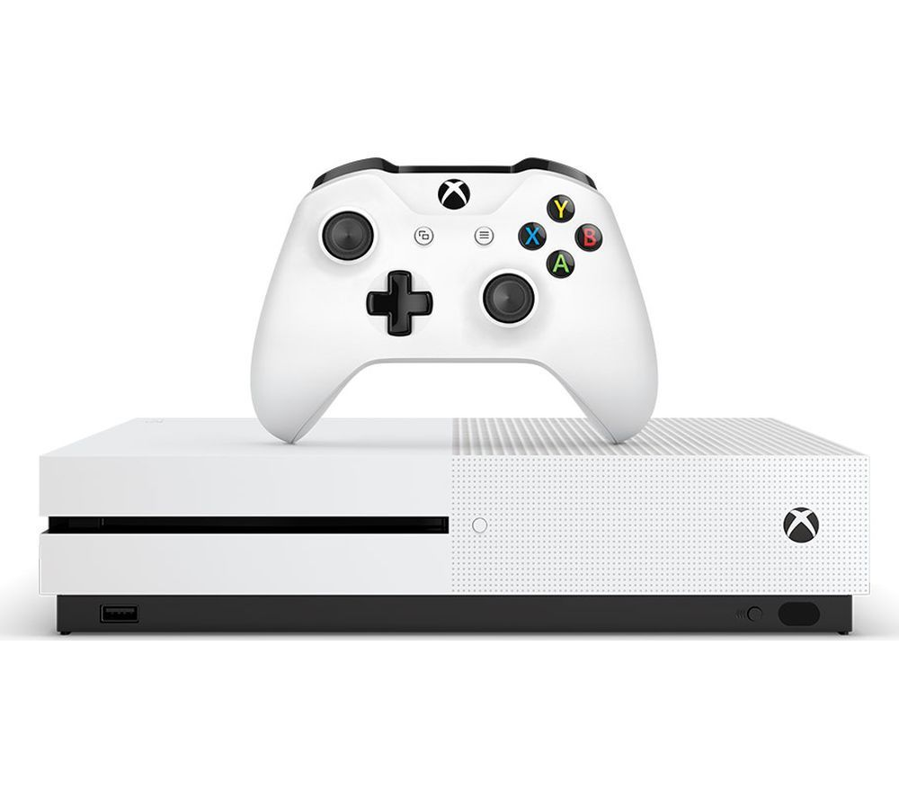 MICROSOFT Xbox One S & 1 Month Game Pass Ultimate Bundle - 1 TB