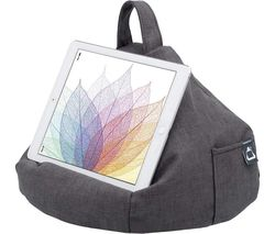 Bean Bag Tablet Stand - Slate Grey
