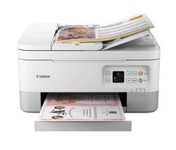 PIXMA TS7451 All-in-One Wireless Inkjet Printer - White