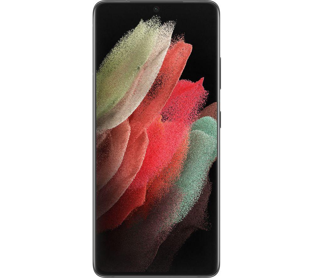 Samsung Galaxy S21 Ultra 5G - 128 GB, Phantom Black 0
