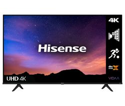 "43A6GTUK 43"" Smart 4K Ultra HD HDR LED TV with Alexa & Google Assistant"