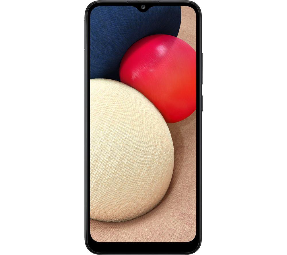 SAMSUNG Galaxy A02s - 32 GB, Black