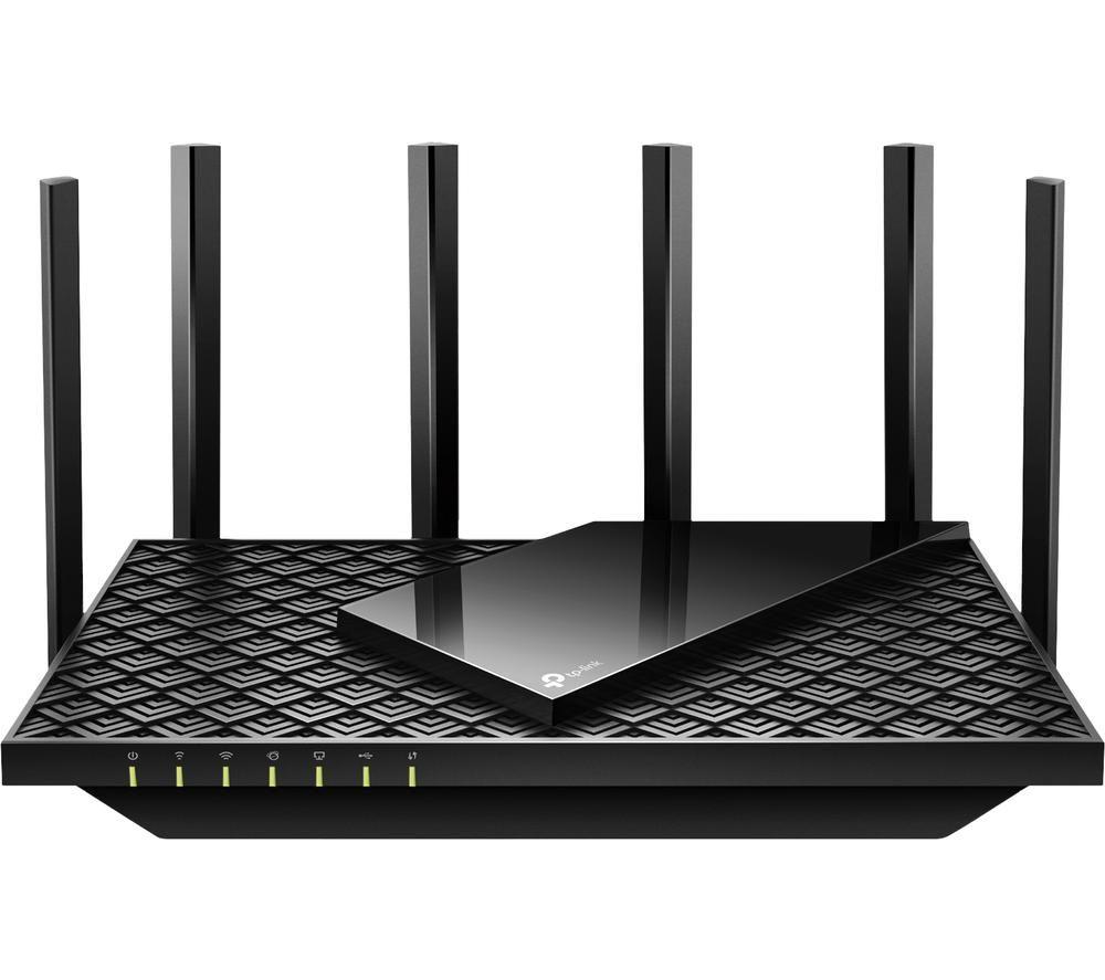 TP-LINK Archer AX73 WiFi Cable & Fibre Router - AX 5400, Dual-band