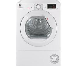 H-Dry 300 HLE C10DG WiFi-enabled 10 kg Condenser Tumble Dryer - White
