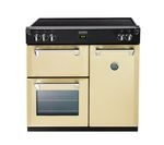 STOVES Richmond 900Ei Electric Induction Range Cooker - Champagne