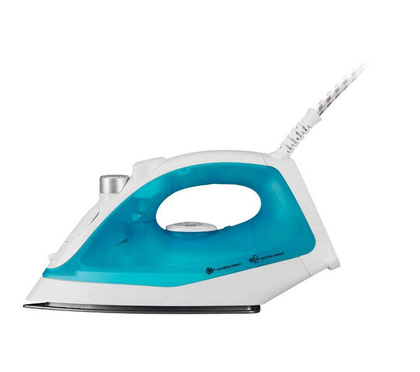 Image of ESSENTIALS C12IR13 Steam Iron - Blue & White