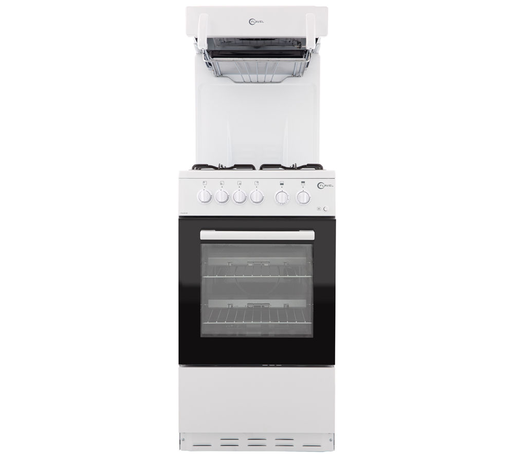 Compare prices for Flavel FHLG51W Gas Cooker