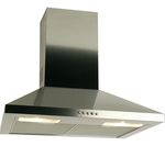 BEKO HB60PX Chimney Cooker Hood - Stainless Steel