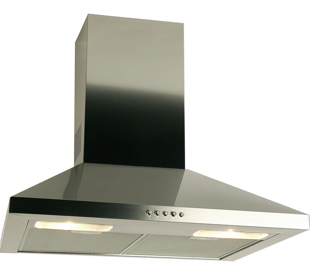Chimney Hood Product ~ Beko hb px chimney cooker hood stainless steel octer