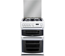 CANNON CH60GCIW Gas Cooker - White