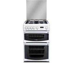 CANNON CH60GCIW Gas Cooker - White