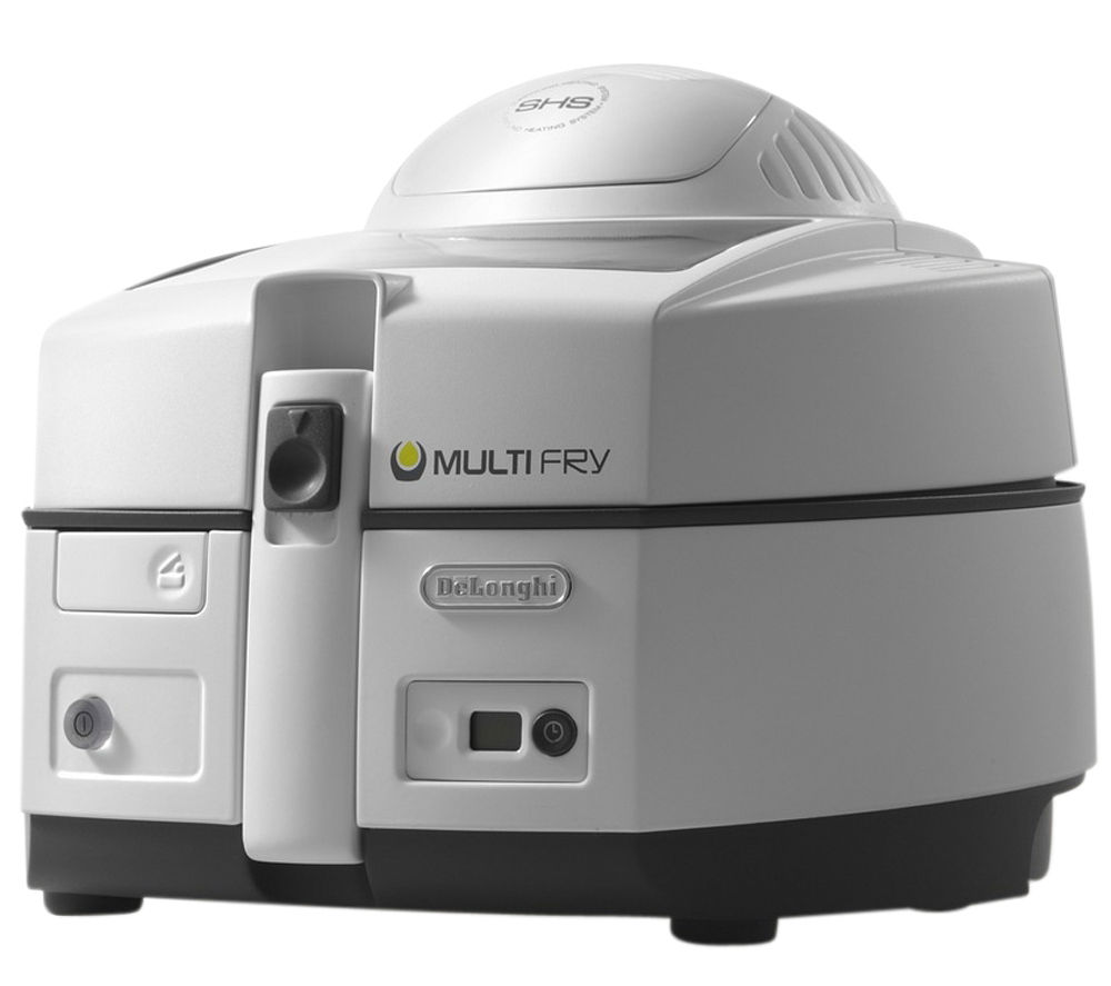 Buy DELONGHI Multifry FH1130 Fryer - White & Grey | Free