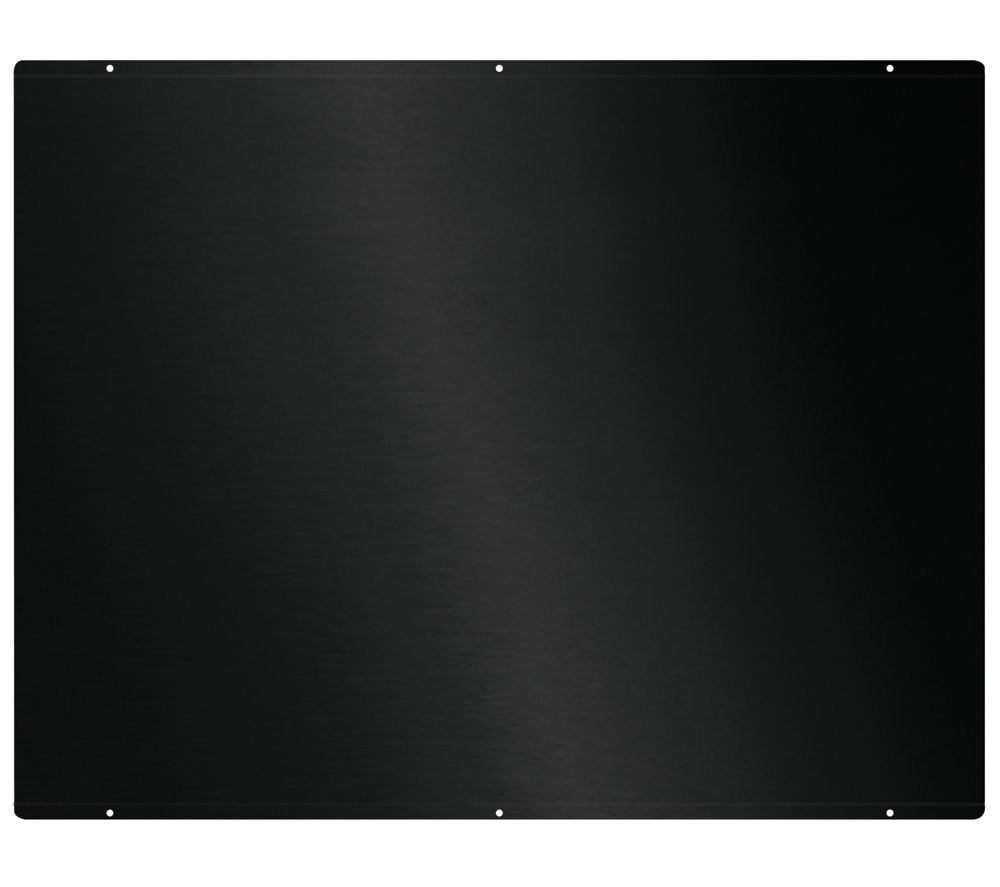 BAUMATIC BSB10.1BL Stainless Steel Splashback, Stainless Steel Review thumbnail