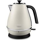 DELONGHI Distinta KBI3001.W Jug Kettle – White