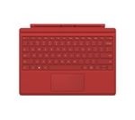 MICROSOFT Surface Pro Typecover - Red