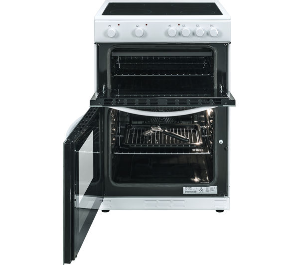 LOGIK LFTC60W16 60 Cm Electric Ceramic Cooker