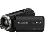 PANASONIC HC-V180EB-K Traditional Camcorder - Black