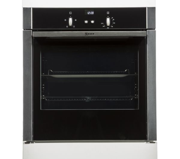 Buy Neff B44s32n5gb Slide Amp Hide Electric Oven Stainless