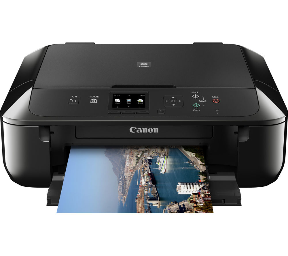 Printer: Buy CANON PIXMA MG5750 All-in-One Wireless Inkjet Printer