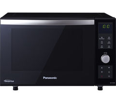 PANASONIC NN-DF386BBPQ Combination Microwave - Black