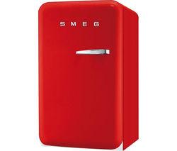 SMEG FAB10LR Fridge - Red