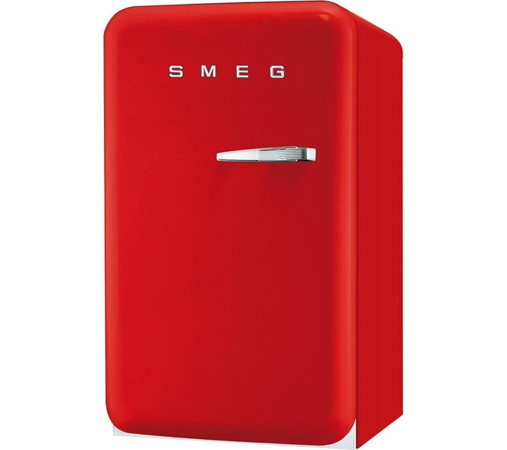 SMEG FAB10LR Fridge - Red