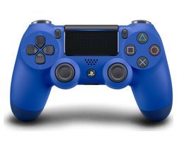 SONY DualShock 4 V2 Wireless Controller - Blue