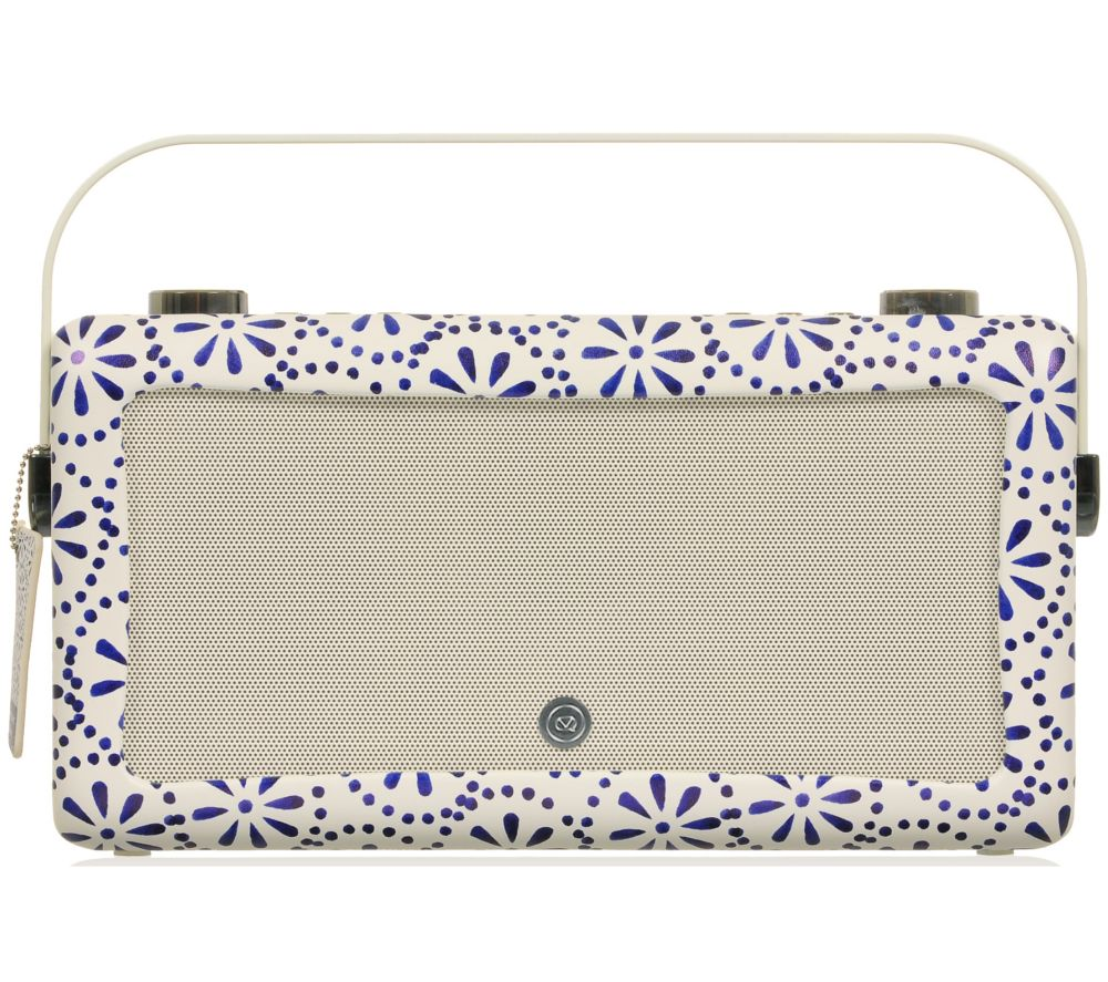 by Emma Bridgewater VQ Hepburn Portable DAB+ Bluetooth Radio