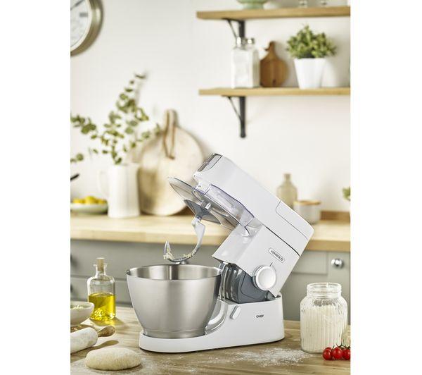 Buy KENWOOD Chef Premier KVC3100W Stand Mixer
