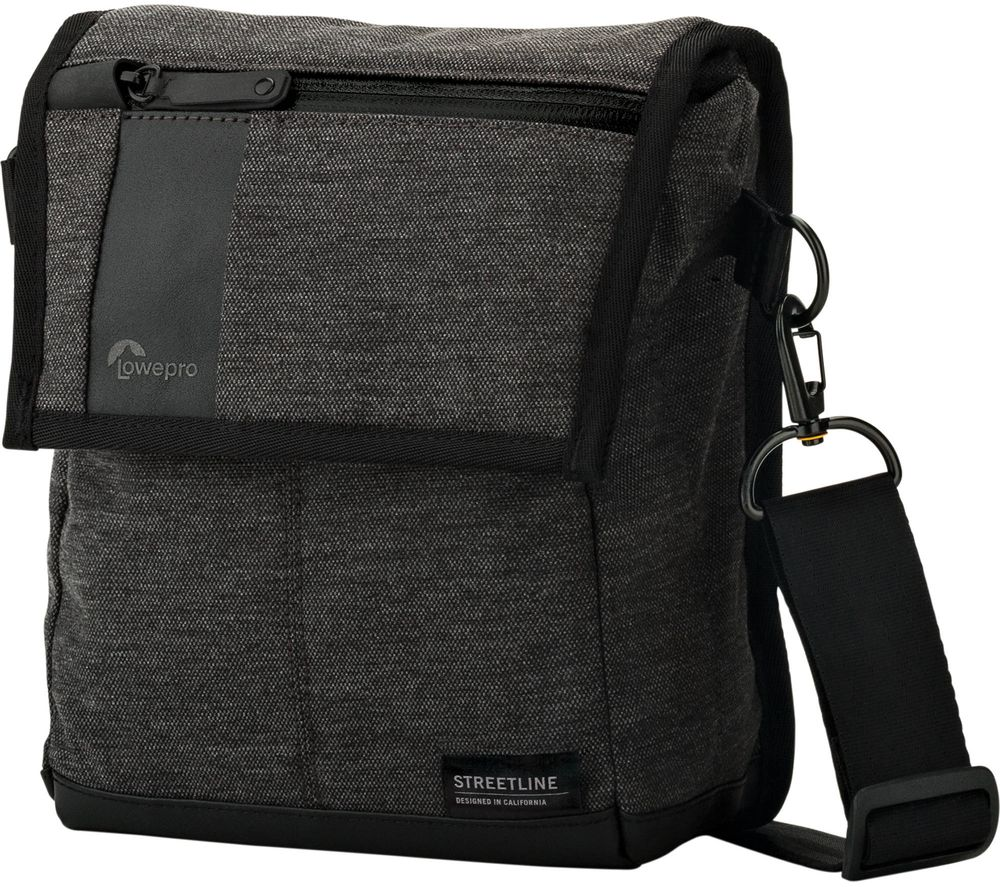 LOWEPRO StreetLine SH 120 Compact Camera Bag - Charcoal Grey
