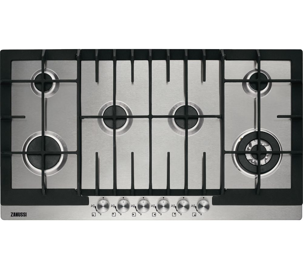ZANUSSI ZGG96624XS Gas Hob Review