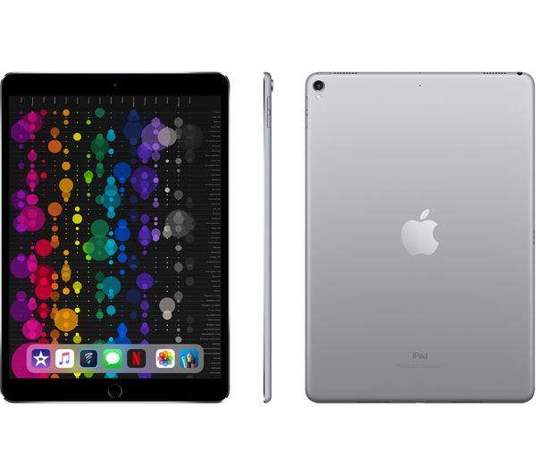 "Image of APPLE 10.5"" iPad Pro - 512 GB, Space Grey (2017)"