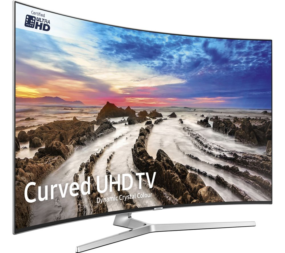Compare cheap offers & prices of 49 Inch Samsung UE49MU9000 Smart 4K Ultra HD HDR Curved LED TV manufactured by Samsung