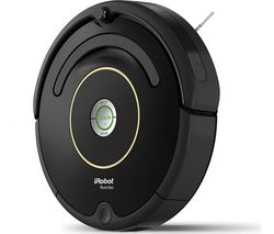 IROBOT Roomba 612 Robot Vacuum Cleaner - Black