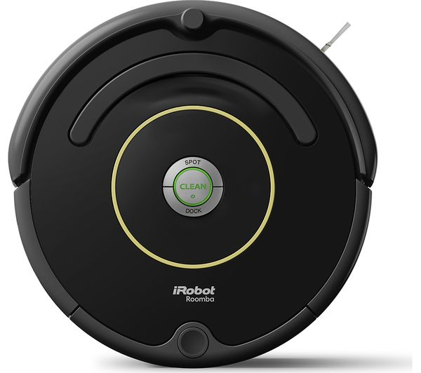 Buy IROBOT Roomba 612 Robot Vacuum Cleaner - Black | Free Delivery ...