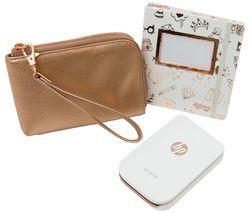 HP Sprocket Photo Printer Limited Edition Gift Box - White