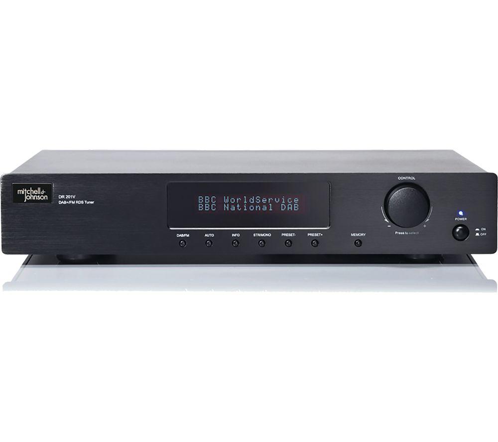 M&J M&J DR-201VB Stereo DAB/FM Tuner specs