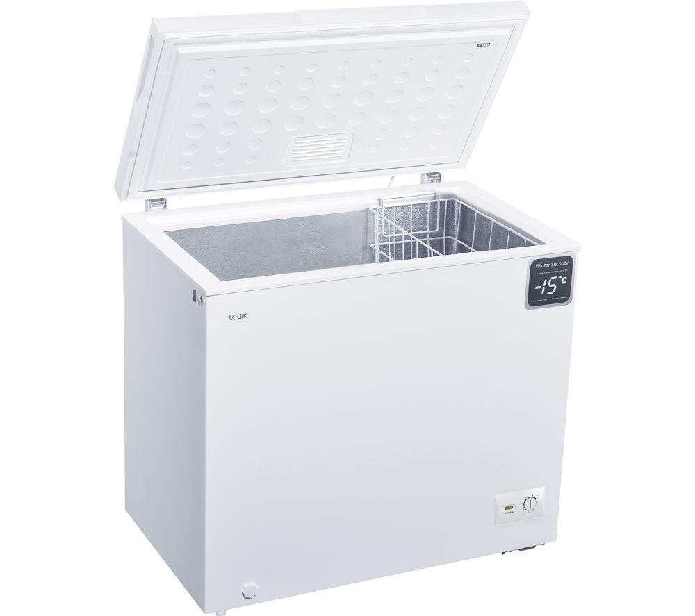 LOGIK L200CFW18 Chest Freezer - White