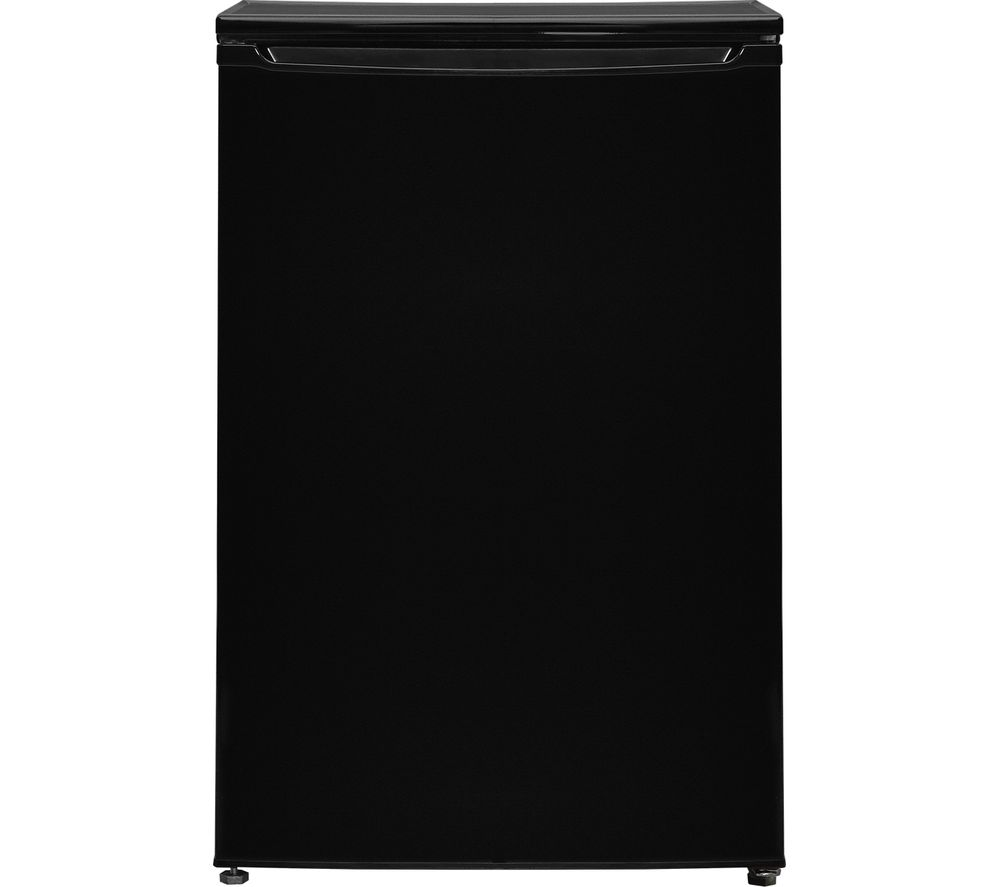 ESSENTIALS CUL55B18 Undercounter Fridge - Black