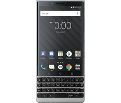 BLACKBERRY KEY2 - 64 GB, Silver