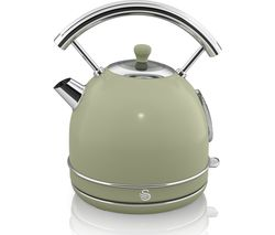 SWAN Retro SK34021GN Traditional Kettle - Green