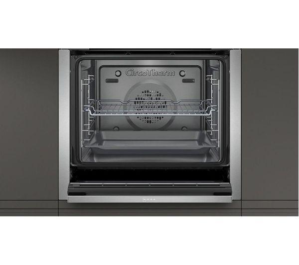 buy neff b4acf1an0b slide and hide electric oven. Black Bedroom Furniture Sets. Home Design Ideas